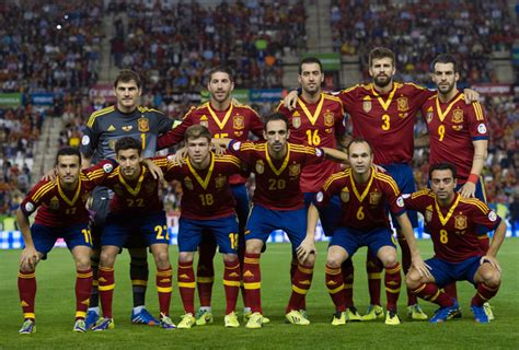spain team preview  fifa world cup