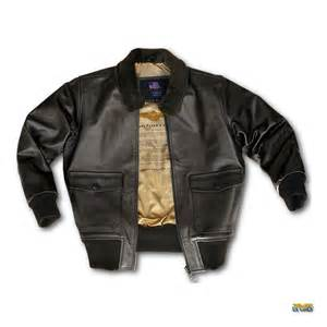 Kids Leather Flight Jacket