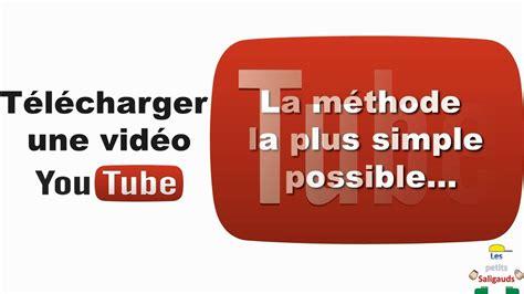 Télécharger Une Vidéo Youtube, Sans Logiciel, Rapide
