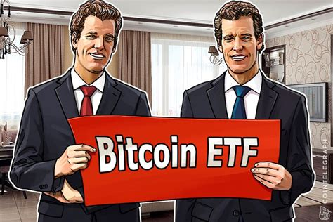 Cameron and tyler winklevoss are going deeper into the bitcoin business. New Bitcoin ETF Challenges Winklevoss Bitcoin Trust by Offering Insurance