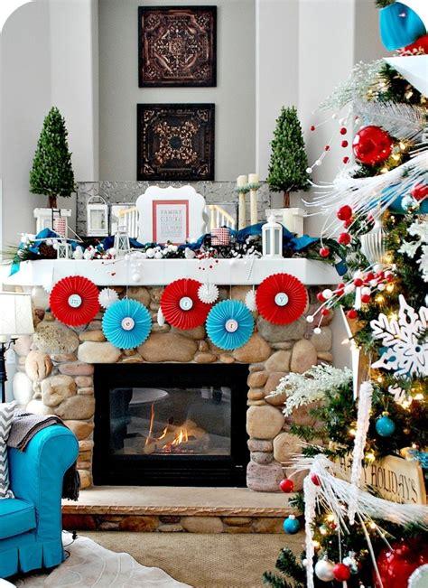 decoracion de navidad ideas  decorar casas pequenas