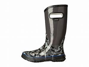 Bogs Kids Rain Boot Small Camo (Toddler/Little Kid/Big Kid ...