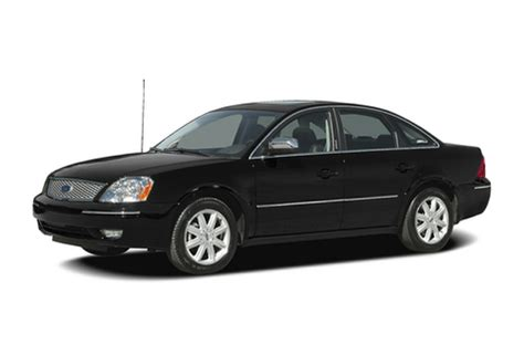 2007 Ford 500 Review by 2007 Ford Five Hundred Expert Reviews Specs And Photos