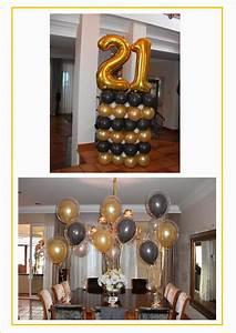 Decoración con globos de Todo Fiesta: DECORACIONES PARA CUMPLEAÑOS
