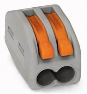 Domino Electrique Wago : domino pour fil electrique wago scotchlock ~ Melissatoandfro.com Idées de Décoration