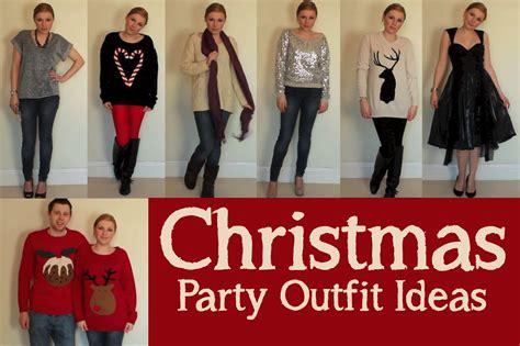 Christmas Party Outfit Ideas-mikhila.com