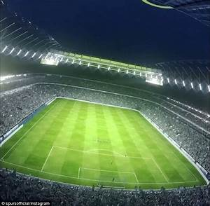 Tottenhams Incredible New Stadium Heres Their Ground Of