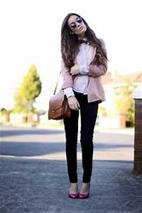 Vestir elegante con jeans, ¡sí se puede! Web de la Moda
