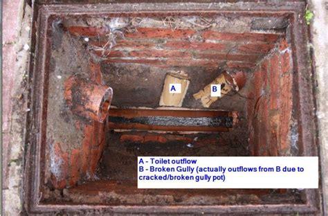 drainage repair question  underground pipes