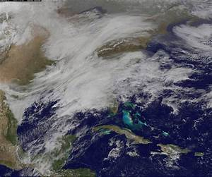 """NASA, NOAA Satellites See Winter Storm Madness """"March"""" to ..."""