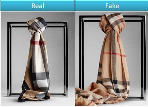 spot  fake burberry scarf