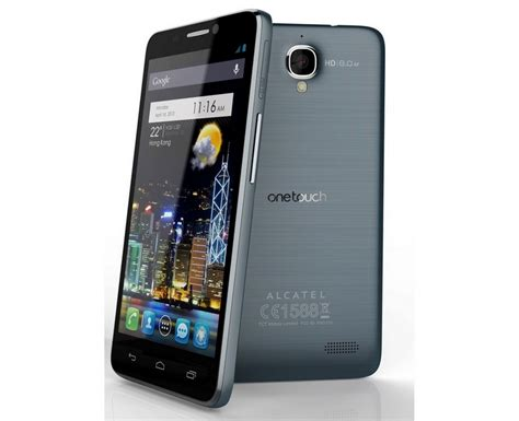 sale on smartphones smartphone alcatel one touch idol x goes on sale