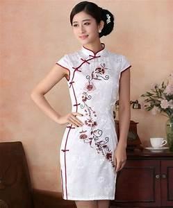 Robe Mariée Courte Pas Cher : robe chinoise courte pas cher ~ Mglfilm.com Idées de Décoration