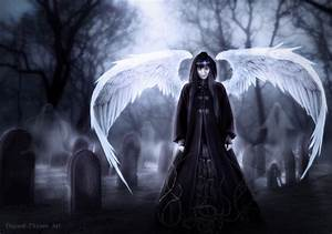 The angel of the lost souls by Eternal-Dream-Art on DeviantArt