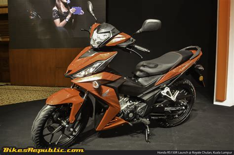sporty  honda rsr launched  rm