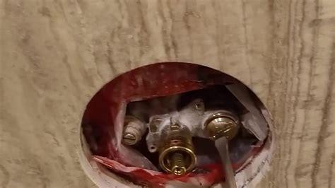 hot water   cold water moen positemp valve