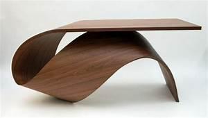 Table En Bois Design : la table basse design en mille et une photos avec beaucoup d 39 id es ~ Preciouscoupons.com Idées de Décoration