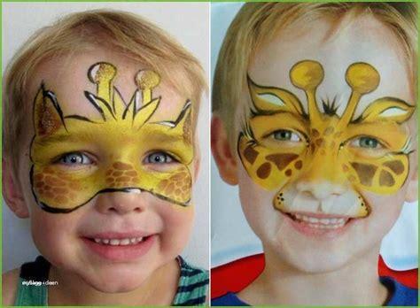 kinderschminken vorlagen zum ausdrucken  gute