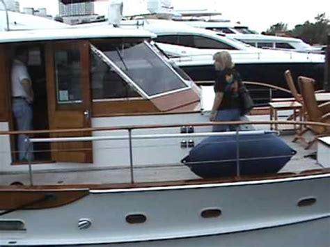 Miami Boat Show Statistics by Miami Boat Show 2010 Trumpy