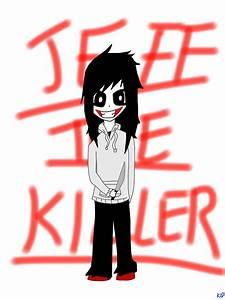 Jeff The Killer - Chibi by KLDono on DeviantArt