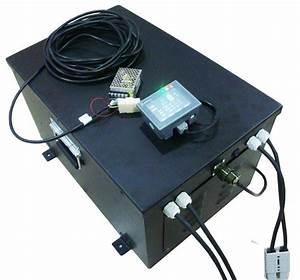 Lithium Battery 48v 200ah Lifepo4 Ev Golf Cart