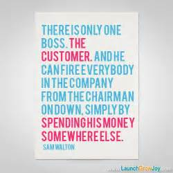 From Sam Walton Quote Customer Service