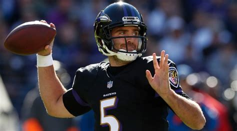 The Ravens Will Reportedly Trade Joe Flacco To The Broncos