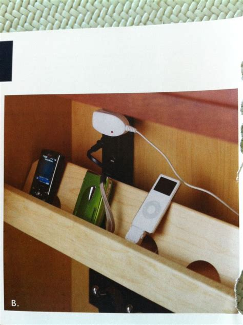images  charging station ideas  pinterest