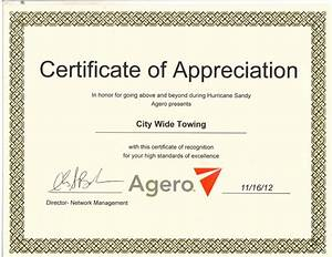 automotive awards nyc nyc tire and auto care With recognition of service certificate template
