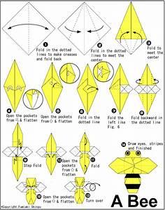 Bug Origami  Bee