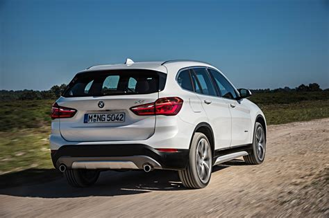 Bmw X1 Review And Rating  Motor Trend