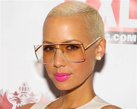 chimakadharoka2012 amber rose short hairstyles