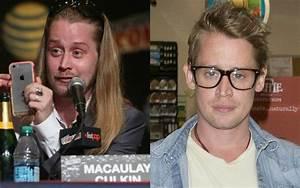 Macauly Culkin reaparece con radical cambio de look y se ...