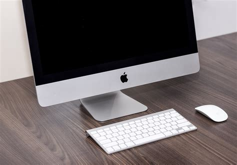 apple ordinateur de bureau photo gratuite imac ordinateur personnel il image