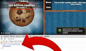 How To Hack Cookie Clicker Online 5 Steps With Pictures
