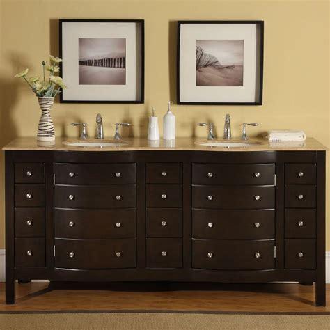 ivory ceramic kitchen sink 72 quot sink cabinet travertine top undermount ivory 4882