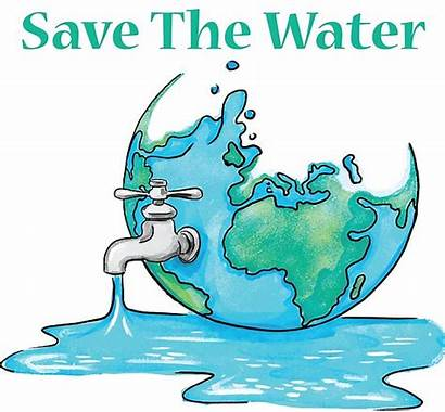 Water Poster Save