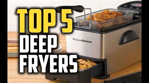deep fryer fryers