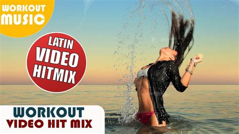 latin workout mix dance fitness vol hit party