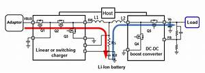 The Block Diagram Of A Typical Power Bank