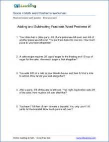 maths grade 4 4th grade word problem worksheets printable k5 learning