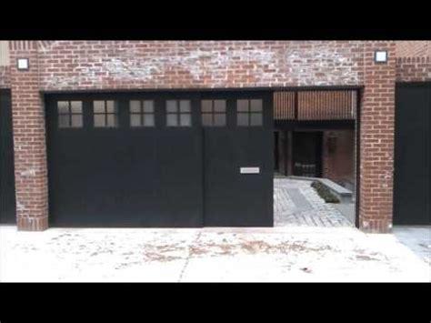 horizontal sliding garage doors sliding garage door