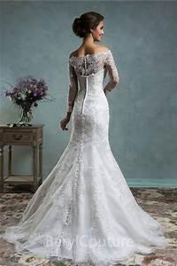 shop discount unique lace two piece new arrival half With unique wedding dresses