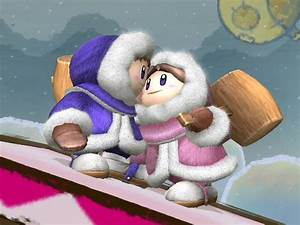 Ice Climbers Cut From Super Smash Bros Because Of