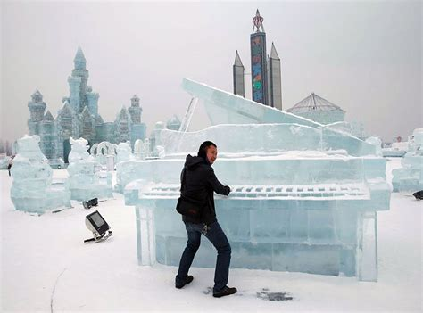 Amazing Ice And Snow Art From The 31st Harbin