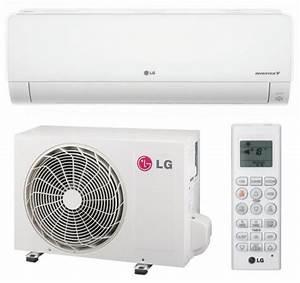 Klimatizace lg inverter