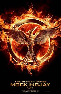 Welcome to District 12: OFFICIAL HIGH RES MOCKINGJAY LOGO