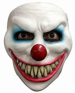 Evil Laugh Clown Mask for horror clown costumes horror