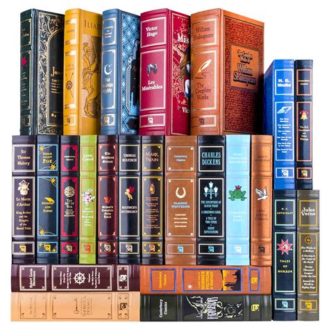 Canterbury Classics Complete Leather Book Collection