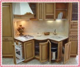 creative ideas for small and narrow kitchen new decoration designs